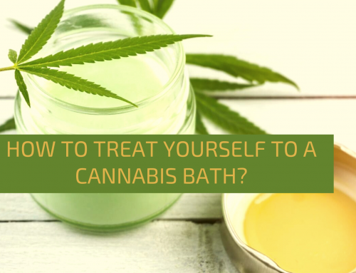 A Step-by-step Guide For Treating Yourself To a Cannabis Bath